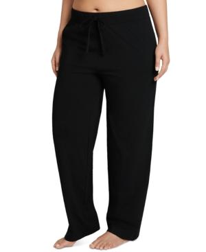 Plus Size Everyday Essentials Cotton Pajama Pants