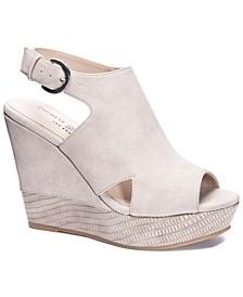 Isley Platform Wedge Sandals