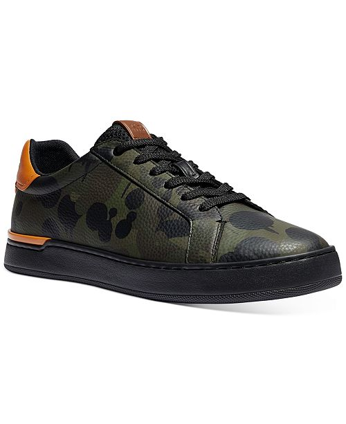 COACH Men's Wildbeast Tennis Shoes