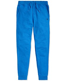 Big Boys Cotton Mesh Jogger Pants