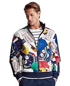 Men's Graphic Track Jacket