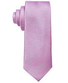 로렌 랄프로렌 보이즈 넥타이 Lauren Ralph Lauren Big Boys Pink Natte Silk Tie,Pink