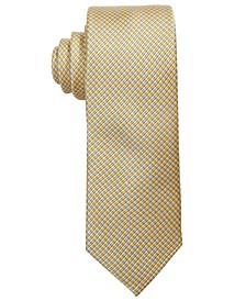 Big Boys Yellow Natte Silk Tie