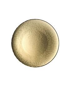 """TAC 02"" Skin Gold Service Plate"