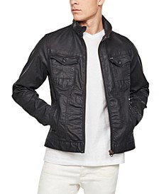Men's Arc 3D Slim-Fit Super Stretch Denim Jacket, Created for Macy's