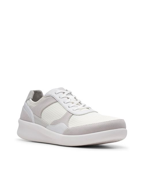 Clarks Cloudsteppers Women's Sillian 2.0 Lace Up Sneakers
