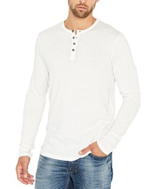 Men's Kaduk Solid Henley
