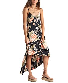 Juniors' The Best Floral Maxi Dress