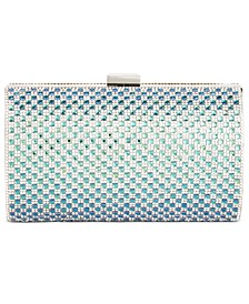INC Ranndi Rhinestone Clutch, Created for Macy's