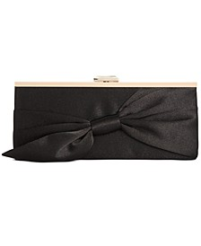 INC Carolyn Bow Clutch, Created for Macy's