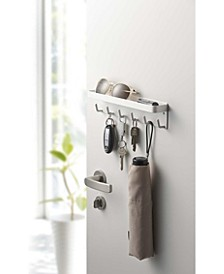 Smart Magnetic Key Rack With Tray