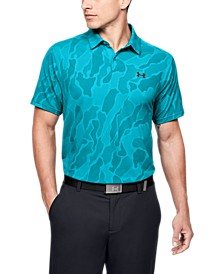 Men's Vanish Jacquard Polo