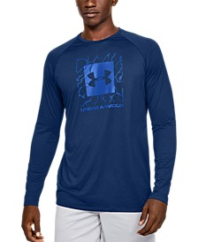 Men's Tech™ 2.0 Graphic Long Sleeve Tee