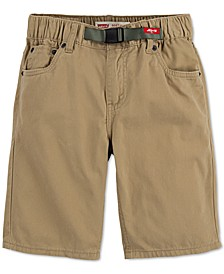 Little Boys 502™ Regular-Tapered Fit Twill Camp Shorts