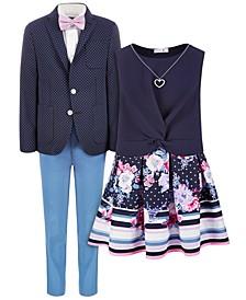 & Beautees Suit Separates & Skirt Sets