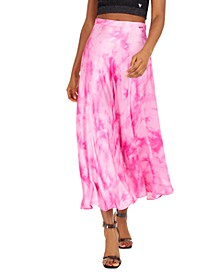 Arielle Tie-Dyed Skirt