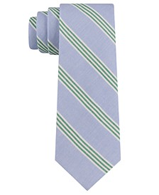 Men's Julio Stripe Slim Tie