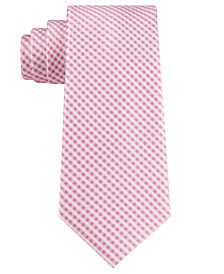 Men's Rockaway Gingham Tie