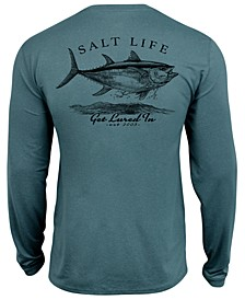 Men's Get Lured In UPF Performance Graphic Long Sleeve T-Shirt