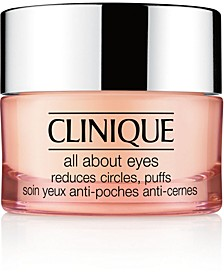 Get Even More! Receive a Free Full-Size Moisture-Rich Eye Cream with any $75 Clinique purchase!