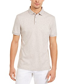 Men's Liquid Touch Cotton Polo Shirt