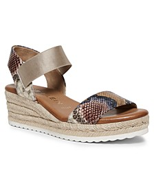 Cara Wedge Sandals