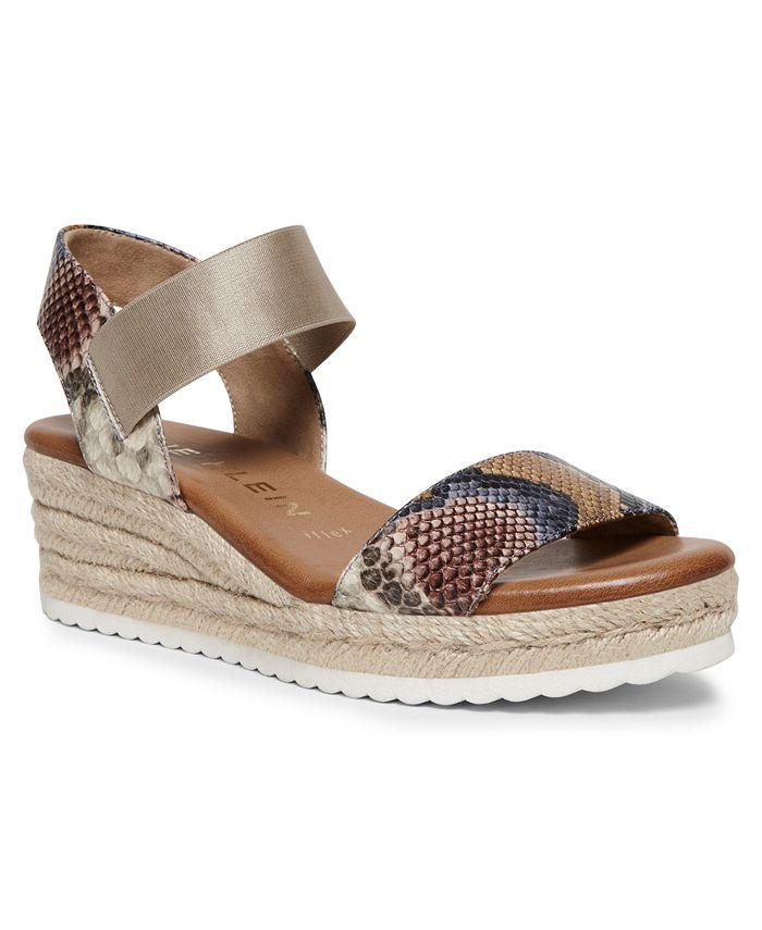 Anne Klein - Cara Wedge Sandals