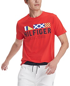 Men's Gates Nautical Logo T-Shirt