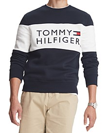 Men's Big & Tall Stellar Logo Sweatshirt, Created for Macy's