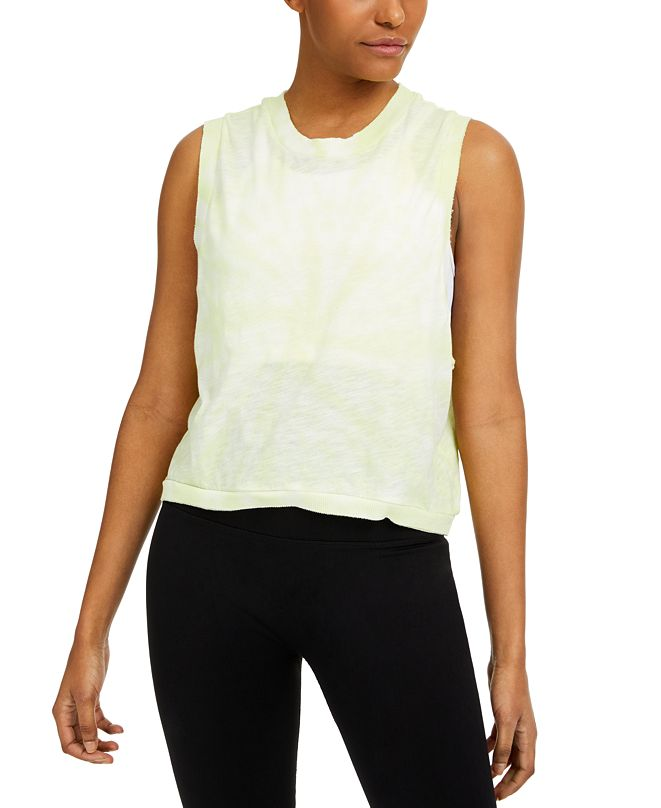Free People FP Movement Love Tie-Dyed Tank Top