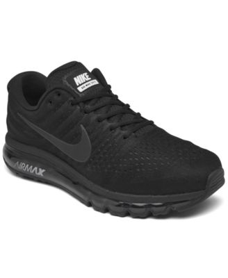 mens 2017 nike running shoes black nike store