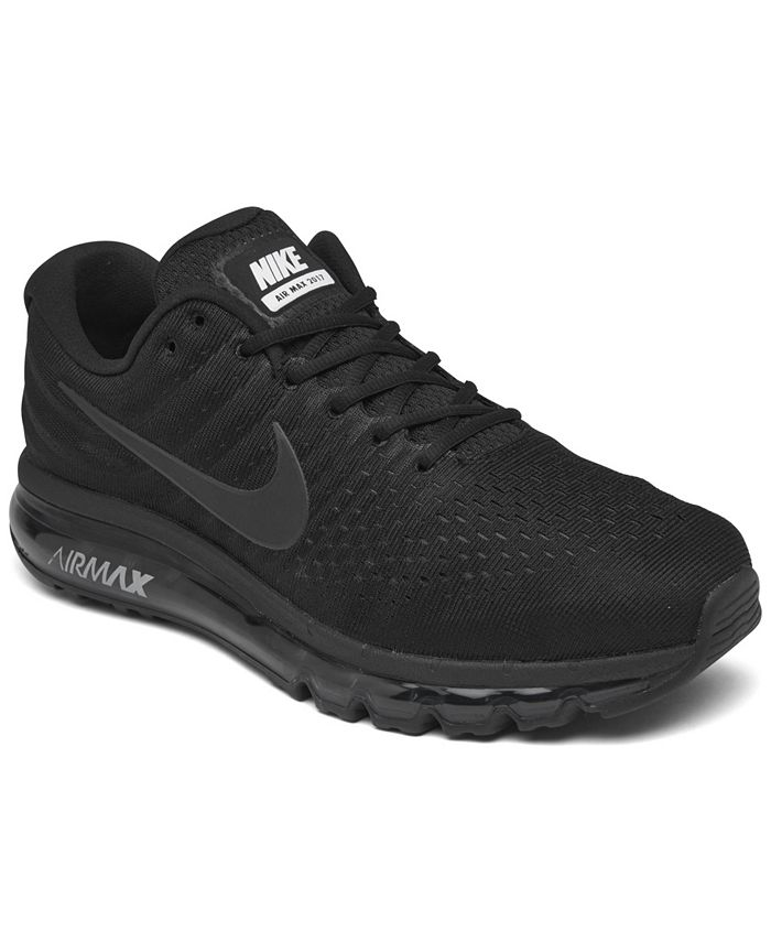 Nike Men's Air Max 2017 Running Sneakers from Finish Line ...