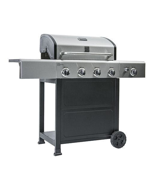 Kenmore 4 Burners Grill Plus Side Burners