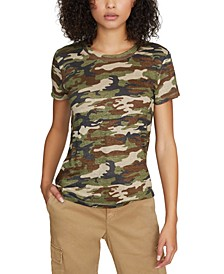 Perfect Camo Printed T-Shirt