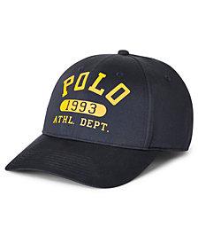 Polo Ralph Lauren Men's Baseline Twill Ball Cap