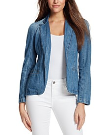 Kaye Denim Blazer
