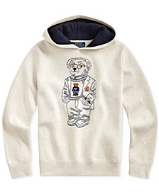 Big Boys Cotton Hooded Sweater