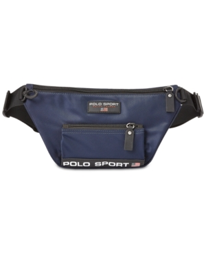 Polo Ralph Lauren Men's Nylon Polo Sport Waist Pack