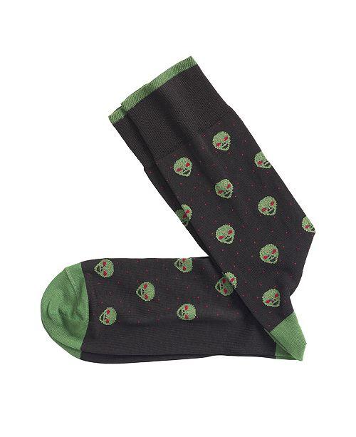 Johnston & Murphy Alien Socks