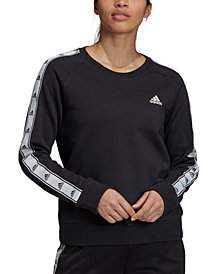 adidas Women's Tiro Fleece Soccer Top