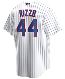 Men's Anthony Rizzo Chicago Cubs Official Player Replica Jersey