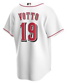 Men's Joey Votto Cincinnati Reds Official Player Replica Jersey