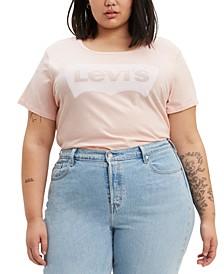 Trendy Plus Size Cotton Perfect T-Shirt