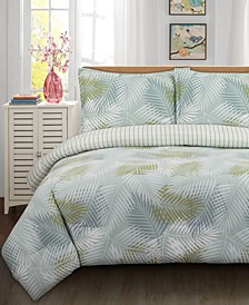 Palms Full/Queen Comforter Set