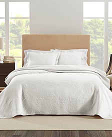 Raphaela European Matalasse Coverlet Set King
