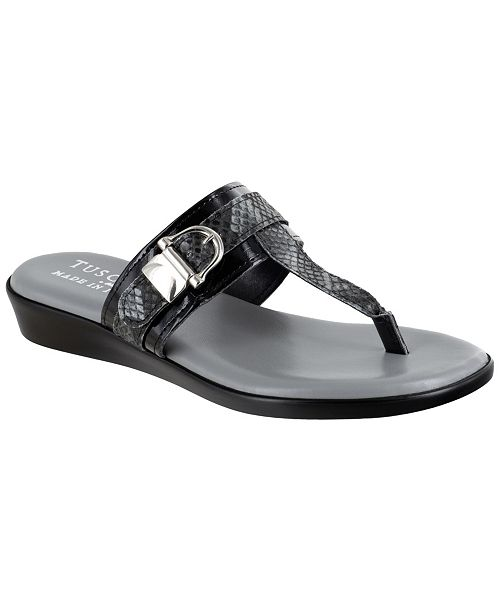 Easy Street Tuscany by Cadenza Slide Sandals