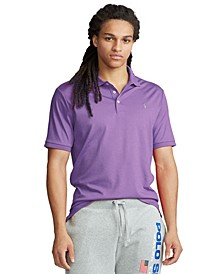 Men's Big & Tall Classic Fit Cotton Polo