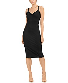 Ribbed Bodycon Dress, Created for Macy's
