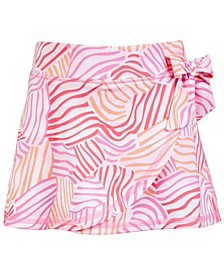 Little Girls Tie Skort, Created for Macy's