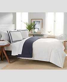 Sydney Reversible Down Alternative Medium Weight Full/Queen Comforter Set